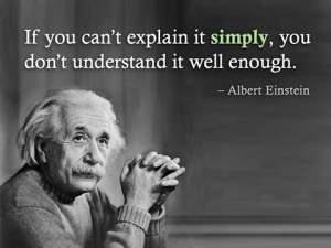 Einsteinsimple